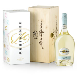 """COOWINERY VINTAGE PROSECCO BRUT CHAMPAIGN """"60"""""""