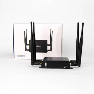 Wicrypt Spider Router